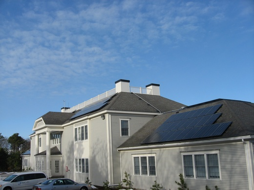 40kW system - Wood Hole Group Research Facility