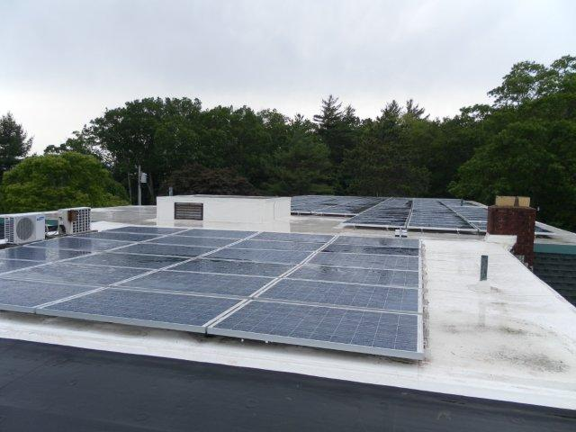 41.4kW system installed on this family owned and operated nursing care facility