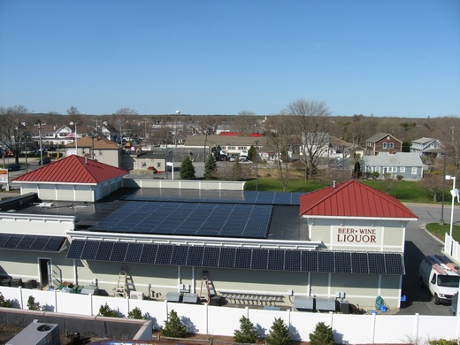 60kW system engineered, designed and installed by Beaumont Solar