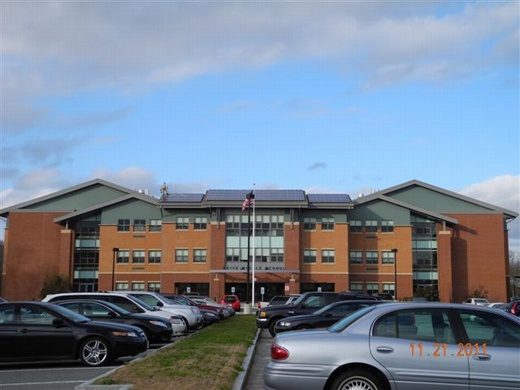 85.54kW system engineered, designed and installed by Beaumont Solar as part of the City of New Bedford's 10MW solar initiative