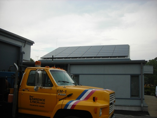 9.66kW solar system engineered, designed and installed by Beaumont Solar