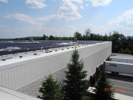 Clarke Corporation's 106,500sq ft facility reaches Net Zero energy consumption