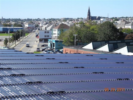 Darn It! Inc. 281.60kW - Largest commercial installation in the City of New Bedford