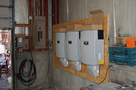 Installed system inverters
