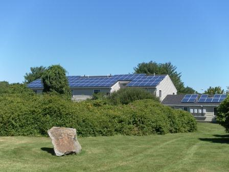This property management company is reducing their operting costs with solar energy