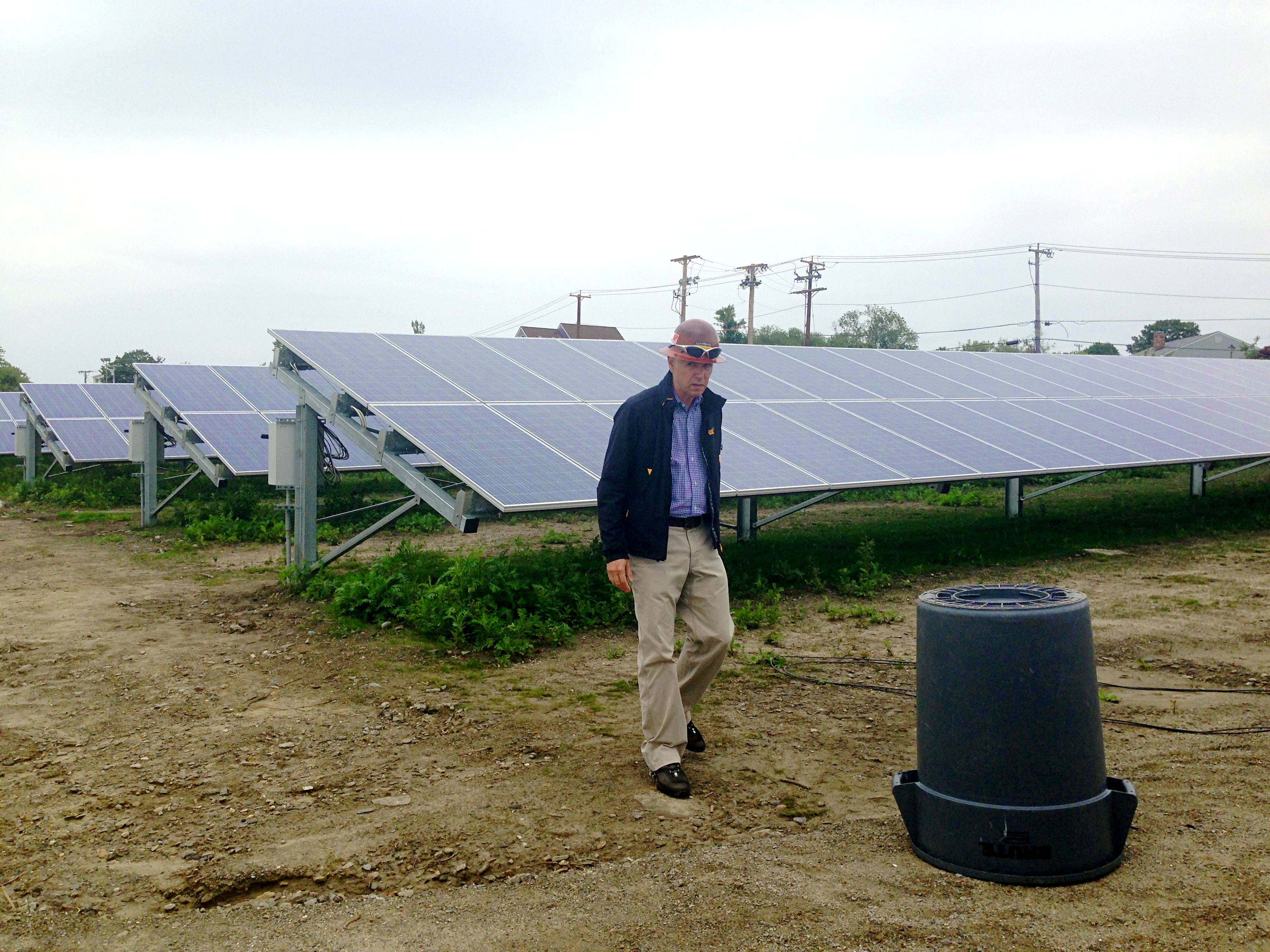 Beaumont Solar's CEO Phil Cavallo