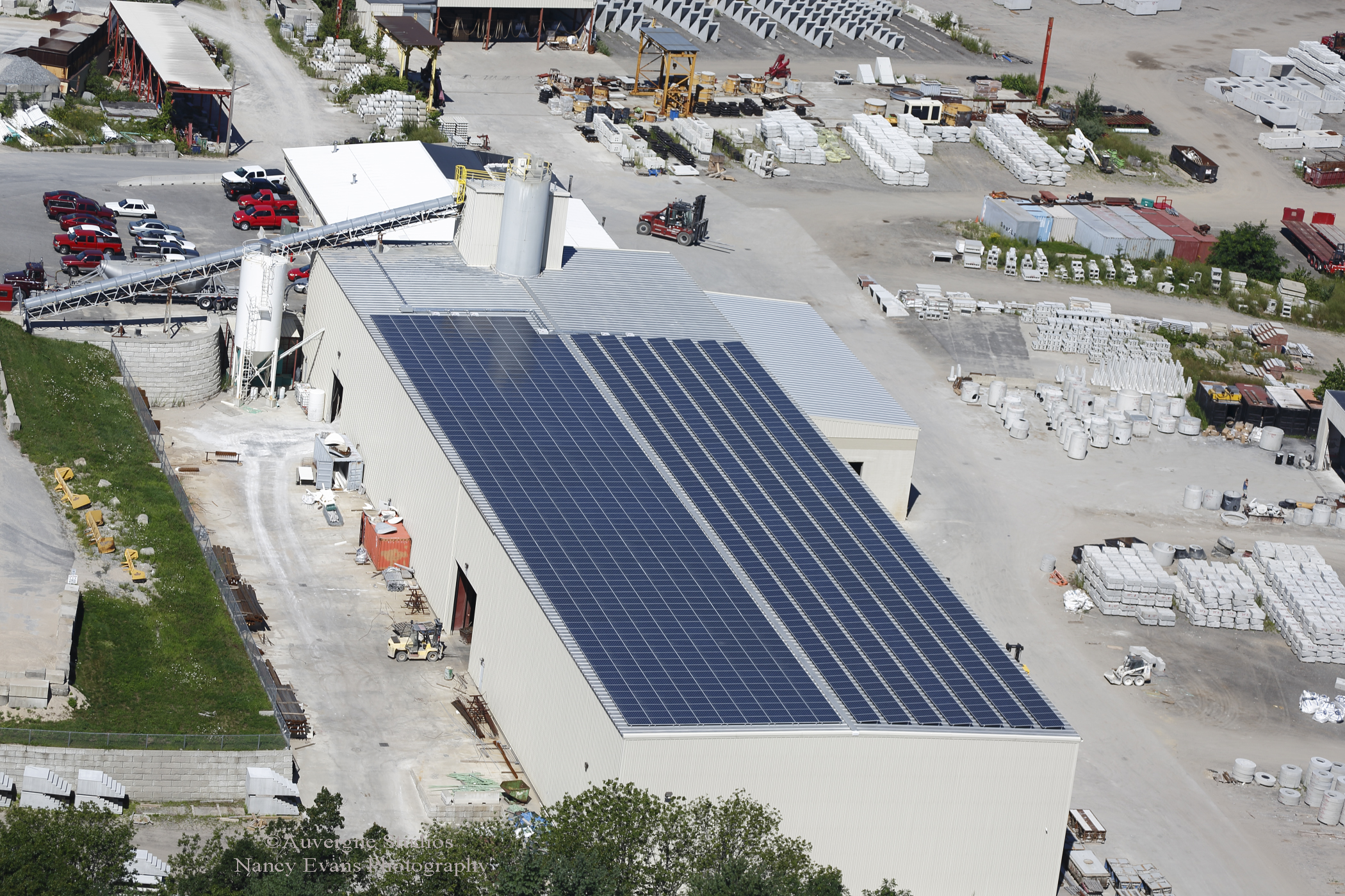 1184 panels are in this system