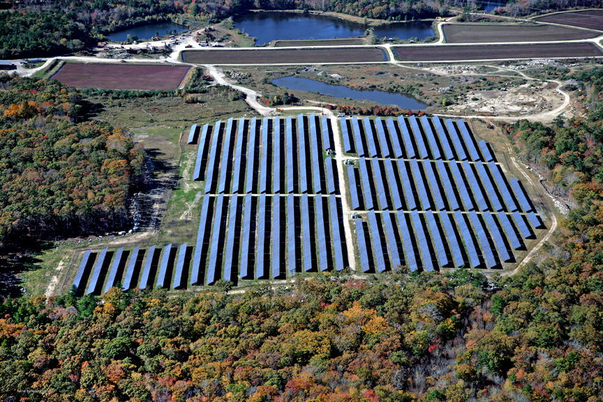 6MW system on Fisher Rd in Dartmouth, MA